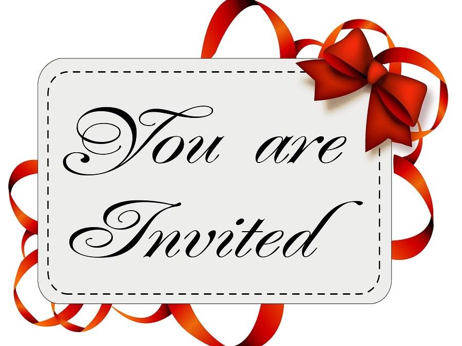 Accepting The Invitation