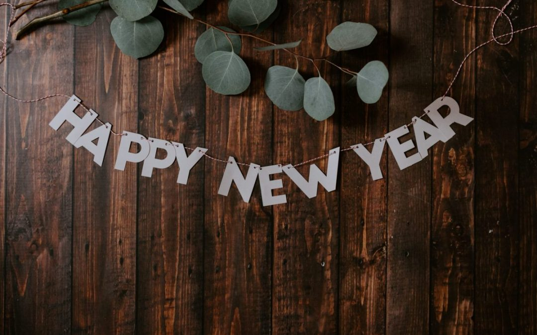Happy New Year! From the Worship Pastor