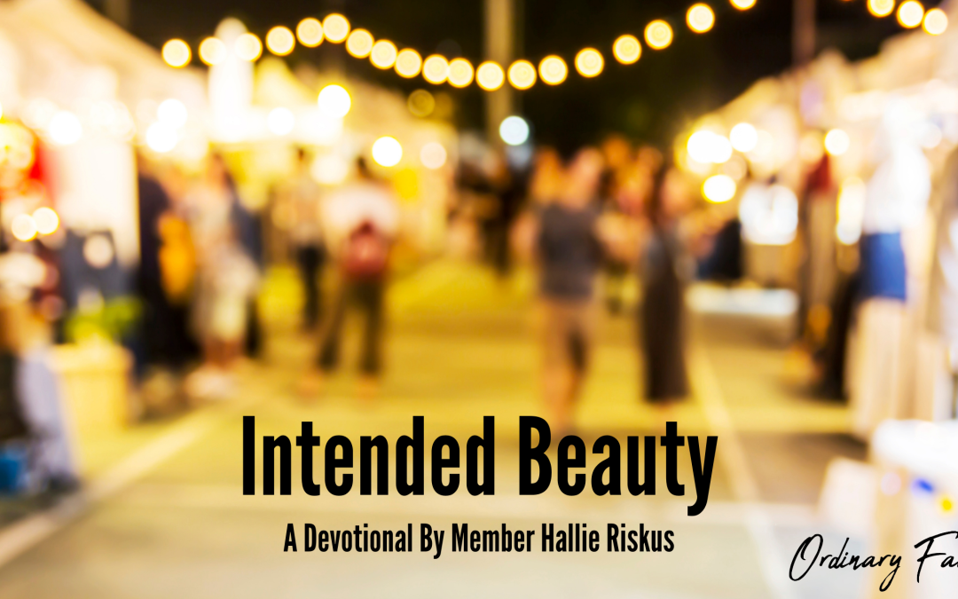 Intended Beauty