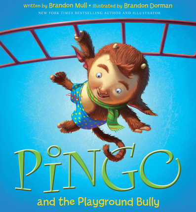 Pingo and the Playground Bully by Brandon Mull Review @ Ordinary Happily Ever After