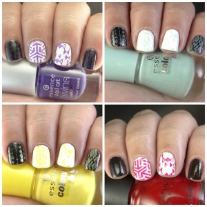 Tuesday stamping #2