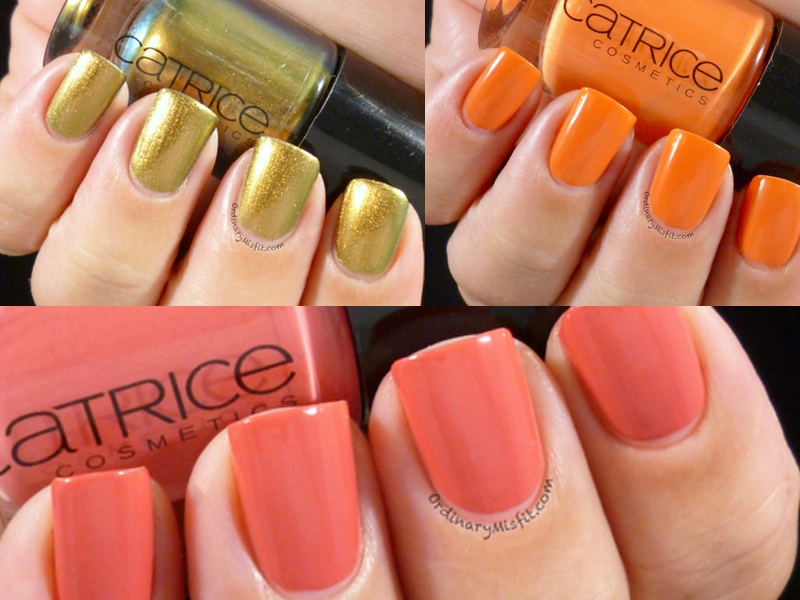 Catrice Nail Polishes