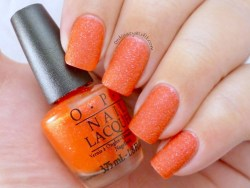 OPI - I'm Brazil nuts over you