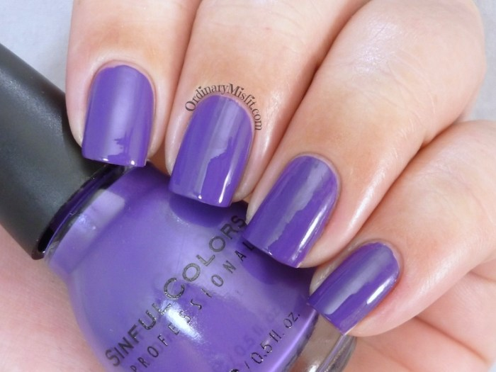 Sinful Colors - Amethyst