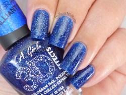 LA Girl - Brilliant blue