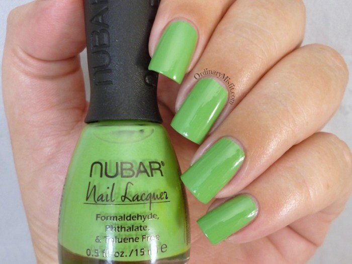 Nubar - Green tea 2