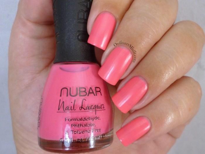 Nubar - Hot fucshia 2