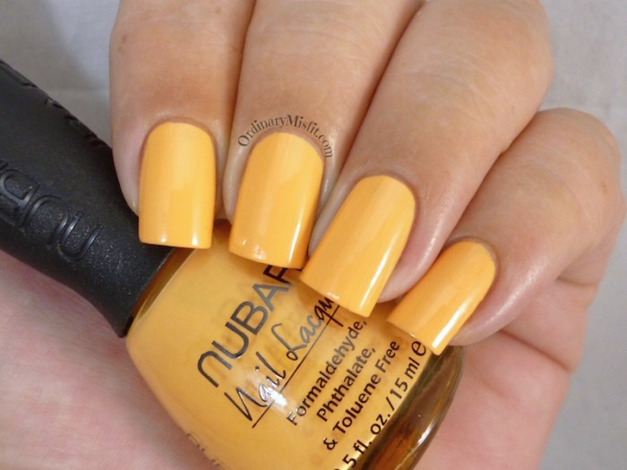 Nubar - Orange cream