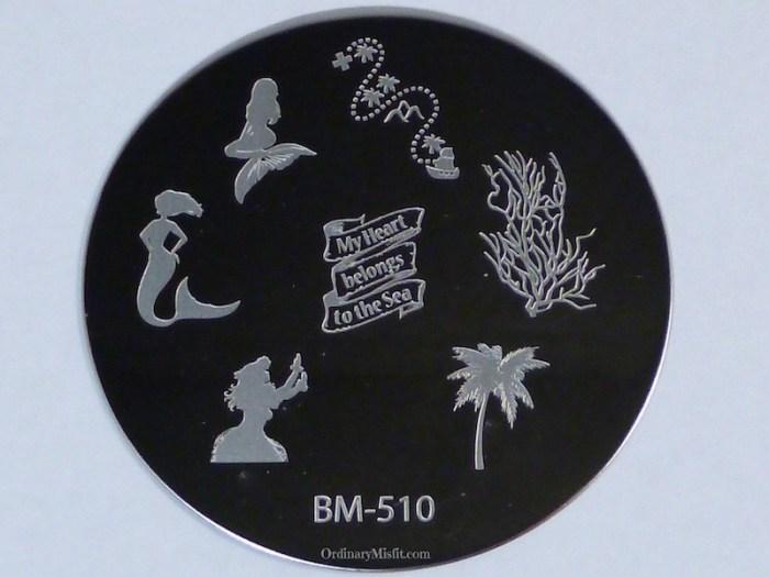 Bundle Monster Sunkissed BM510
