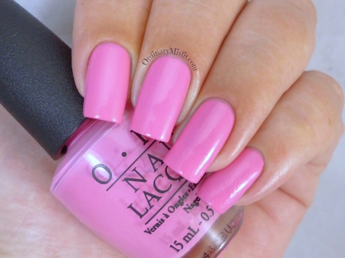 OPI - If you moust you moust