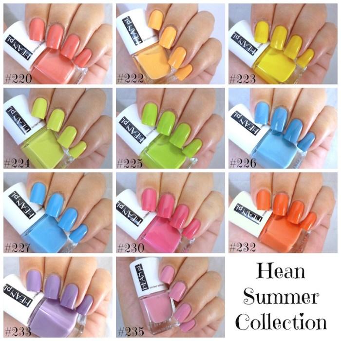 Hean Summer collection