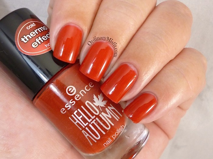 Essence - Beauti-fall red hot