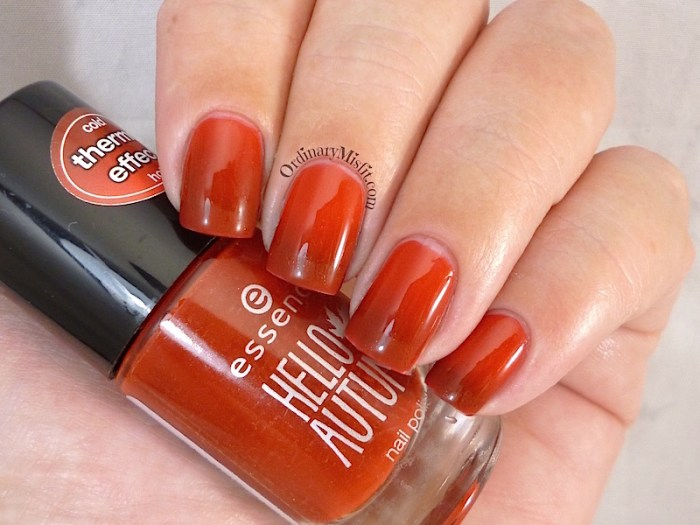 Essence - Beauti-fall red in transition