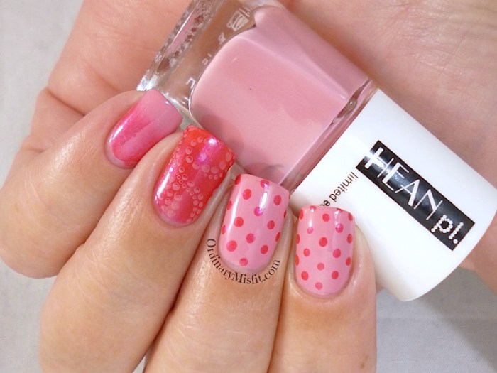 Ordinary Misfit and Michelle nail art 3