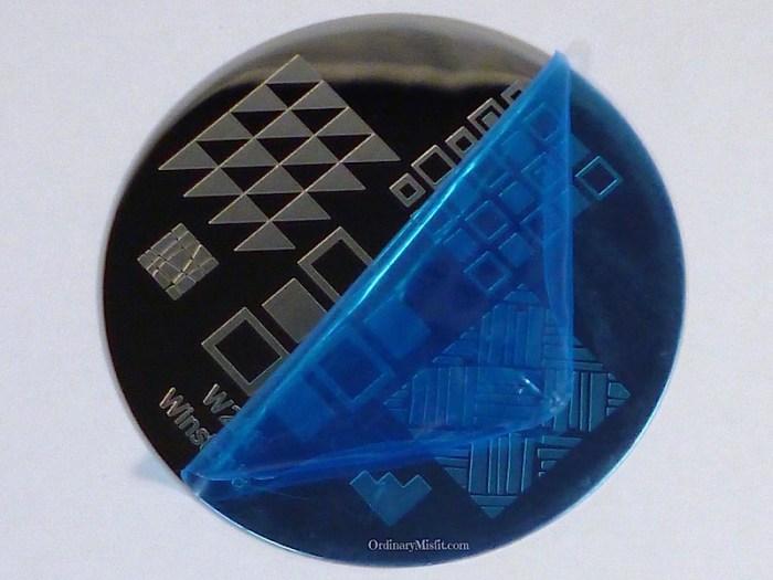 Winstonia 2nd Gen stamping plates film