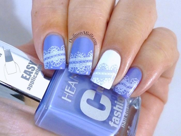 Hean City Fashion #197 with nail art
