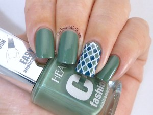 Hean City Fashion #200 with nail art