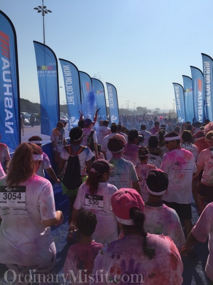 The Color Run Durban