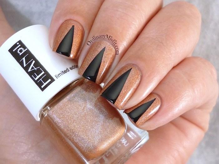 Hean Jungle pop #273  with nail art
