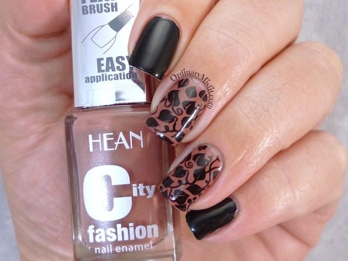 Hean City Fashion #21 with nail art