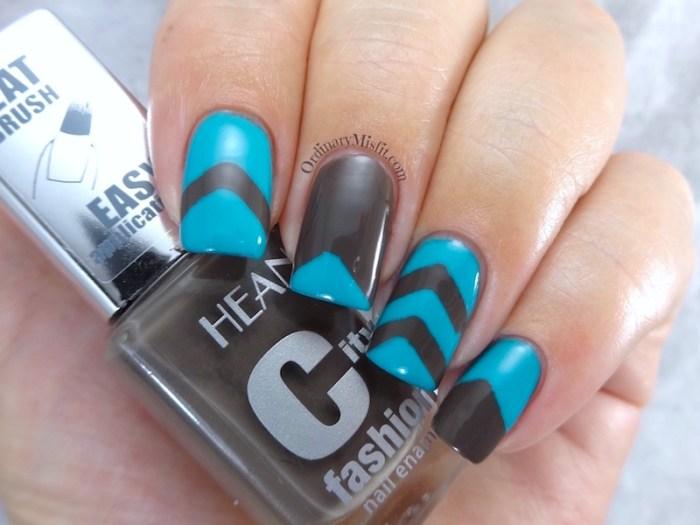 Hean City Fashion #167 with nail art