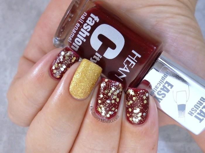 Hean City Fashion #194 with nail art