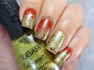 NailLinkup Let it sparkle nail art