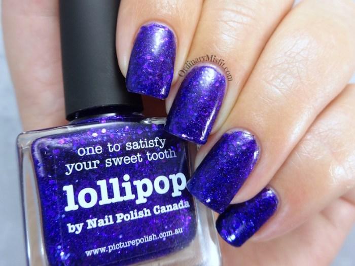piCture pOlish - Lollipop