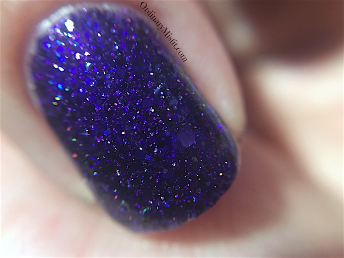 Dollish Polish - My whole life is a dark room macro