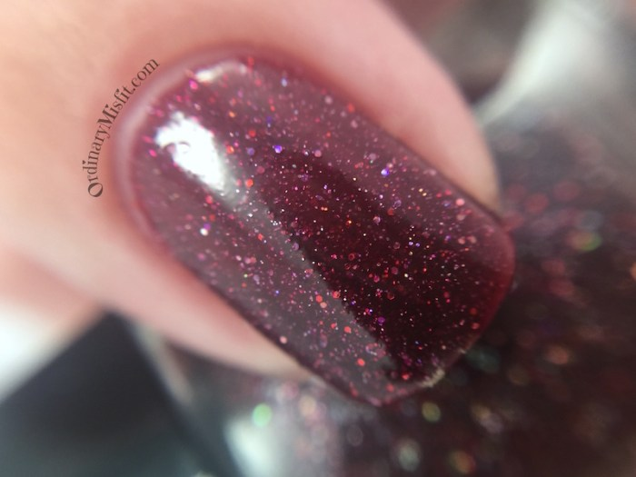 Dollish Polish - What's your favorite scary movie? macro