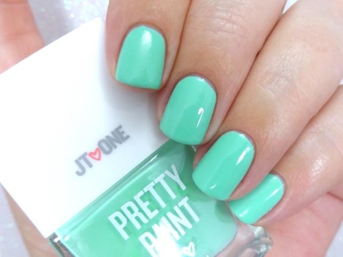 JT One Pretty Paint - #Fashionfun