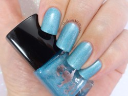 Dollish Polish - You fargin ice-hole!