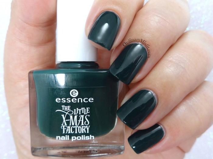 Essence - Meet me under the mistletoe