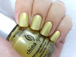 China Glaze - GR8