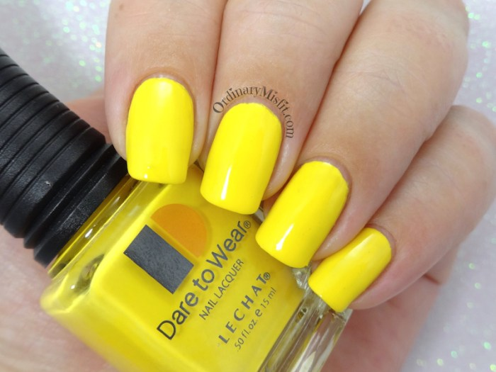 Dare to wear - Lemon drop