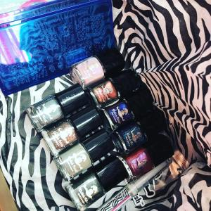 Its a good nailmail day for me Some dollishpolish andhellip