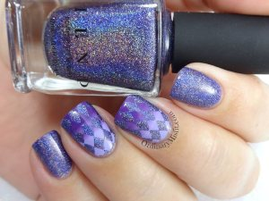 The prompt for 52weeknailchallenge this week is Purple I usedhellip