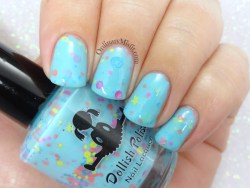 Dollish Polish - Brain freeze!
