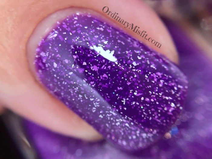 Dollish Polish - Call Kenny Loggins, Cause you're in the danger zone macro