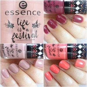 Essence - Life is a festival collection Collage