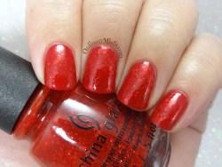 China Glaze - Sparkle on