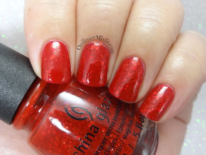 China Glaze - Sparkle on