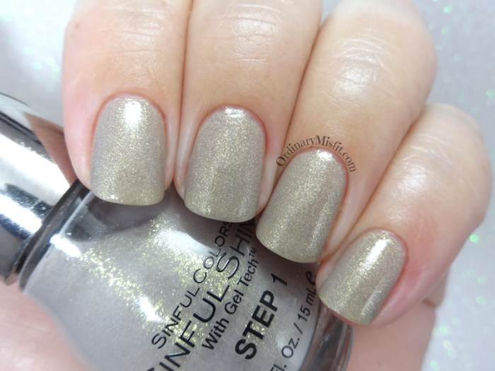 Sinful Colors - Prosecco