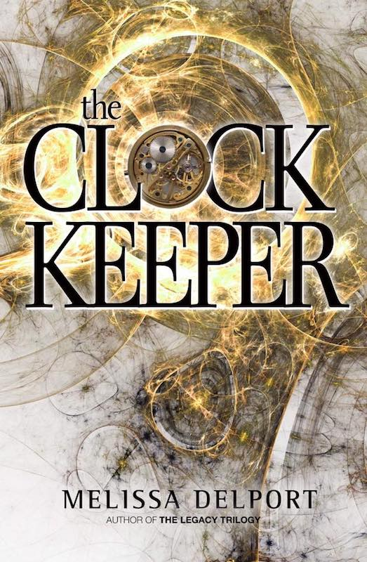 The clock keeper cover