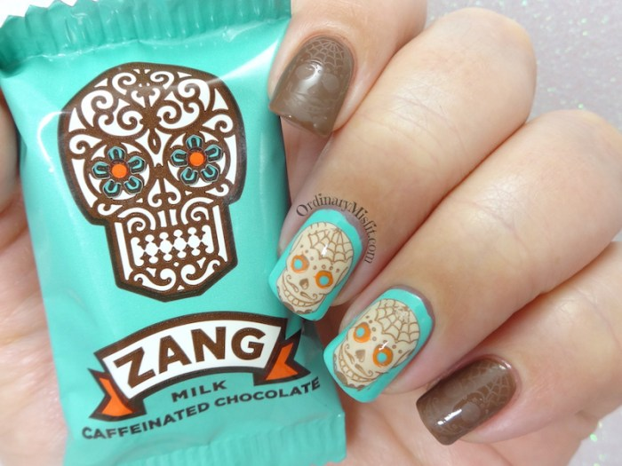 Inspired by packaging - Zang chocoalte