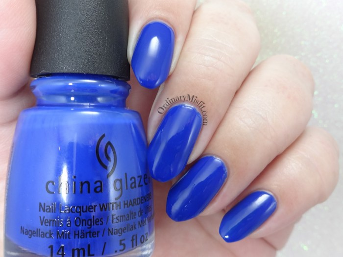 China Glaze - Born to rule