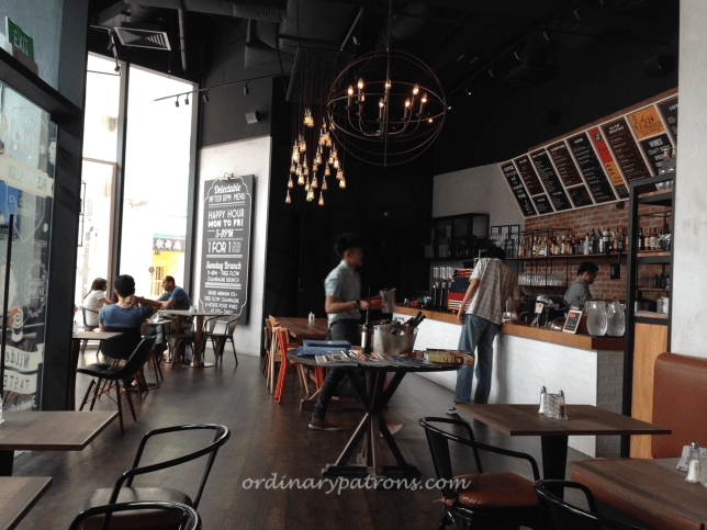 Roosevelt Cafe at Outram Park
