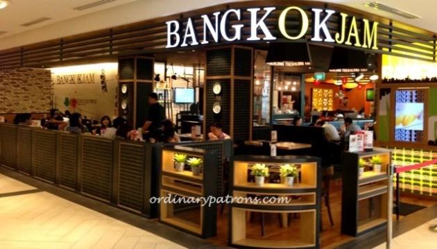 Bangkok Jam, Dining Edition, Marina Square