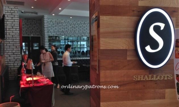 Shallots, Dining Edition, Marina Square