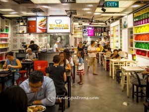 Tangs Market - affordable food in Orchard Road